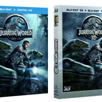 Jurassic World Stomps Into Homes This October