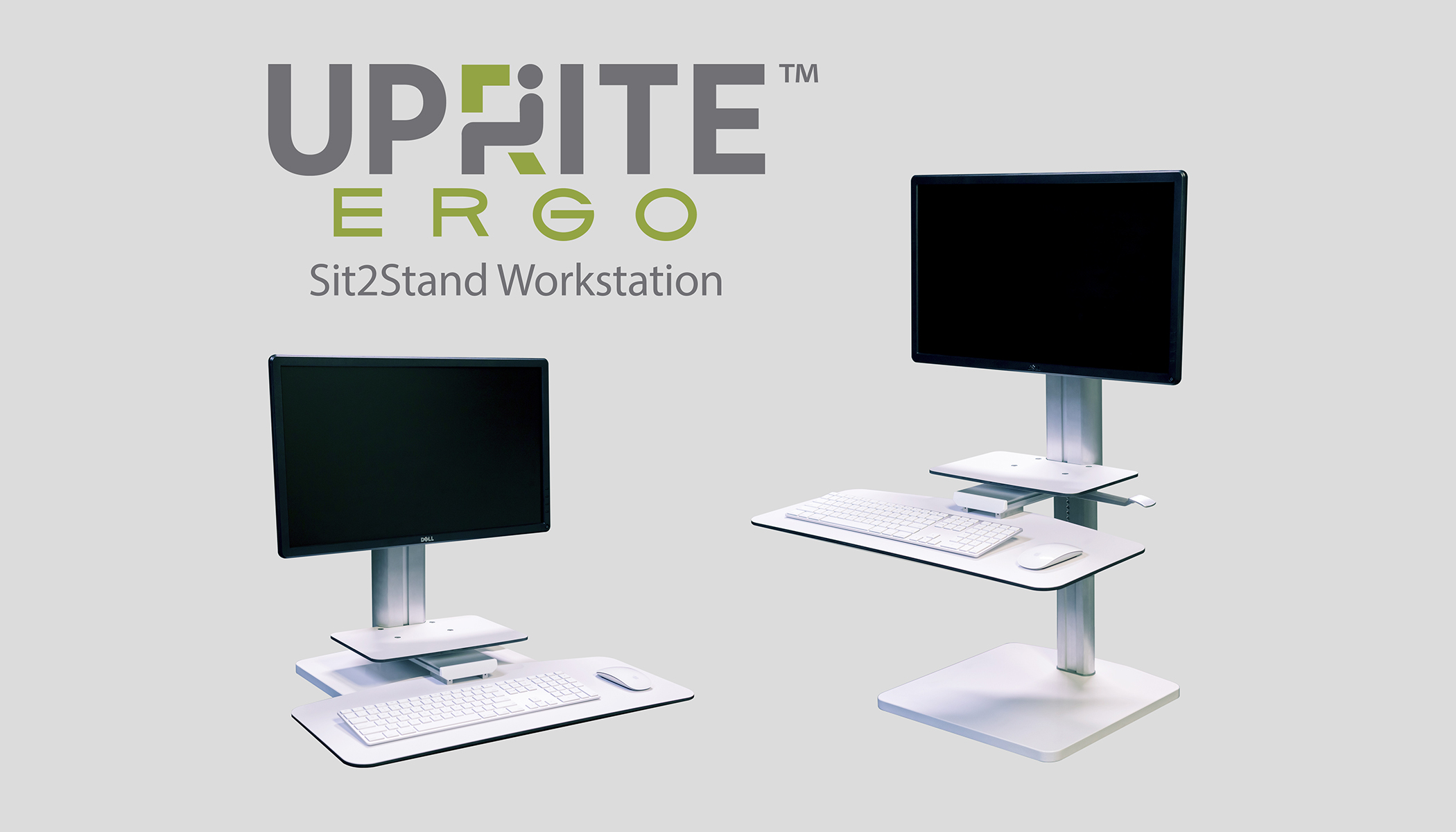 for design pleasurable strikingly stands reviews computer in sit user ideas ergonomic stand fancy astounding up ergo of luxor monitor mobile and demand desk