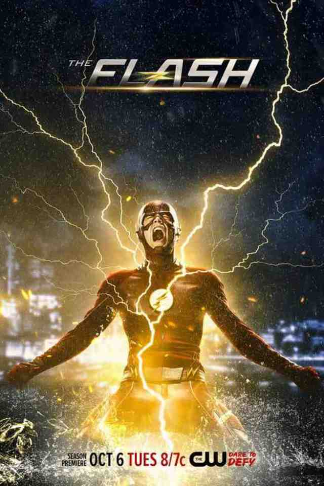 Flash_CW_poster