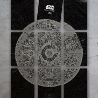 Carlos Pardo's Kickstarter Campaign Reveals The Lost Blueprint For The Death Star II
