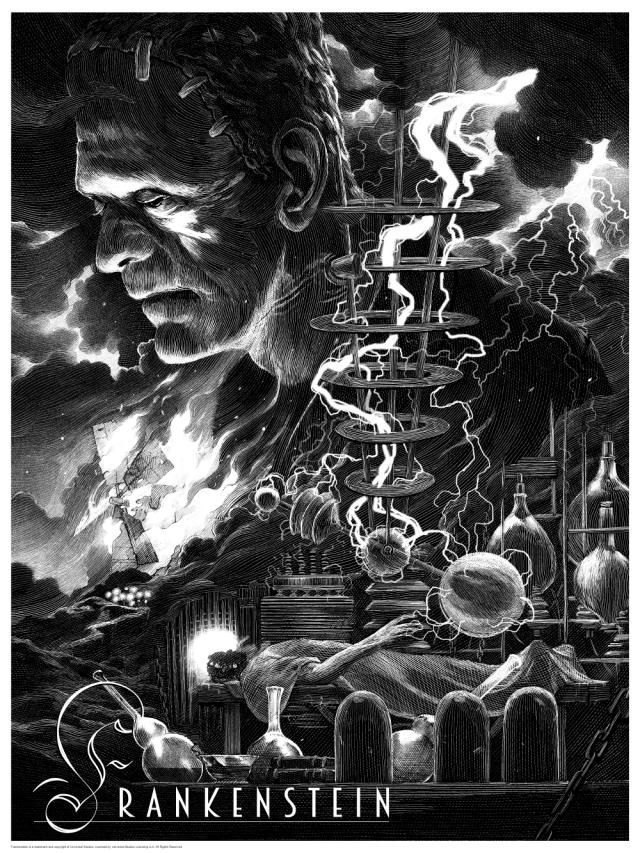 Frankenstein-regular