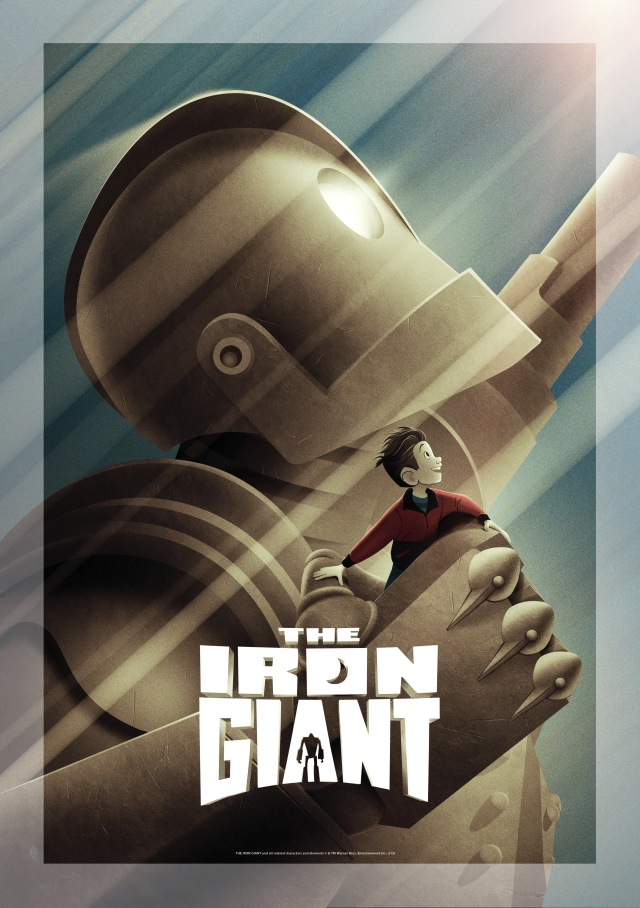 IRON GIANT-WARNERS