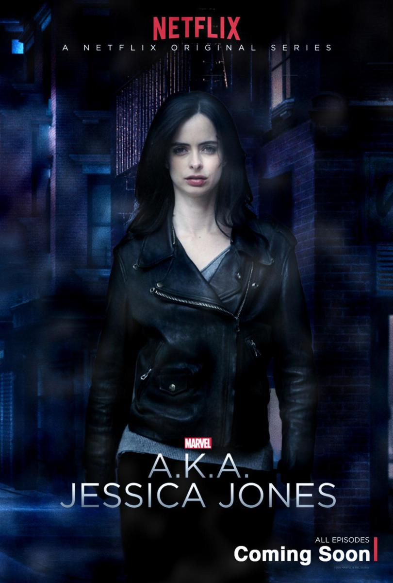 "Netflix's Next Marvel Series: ""Jessica Jones"" Releases A Must-See Trailer"