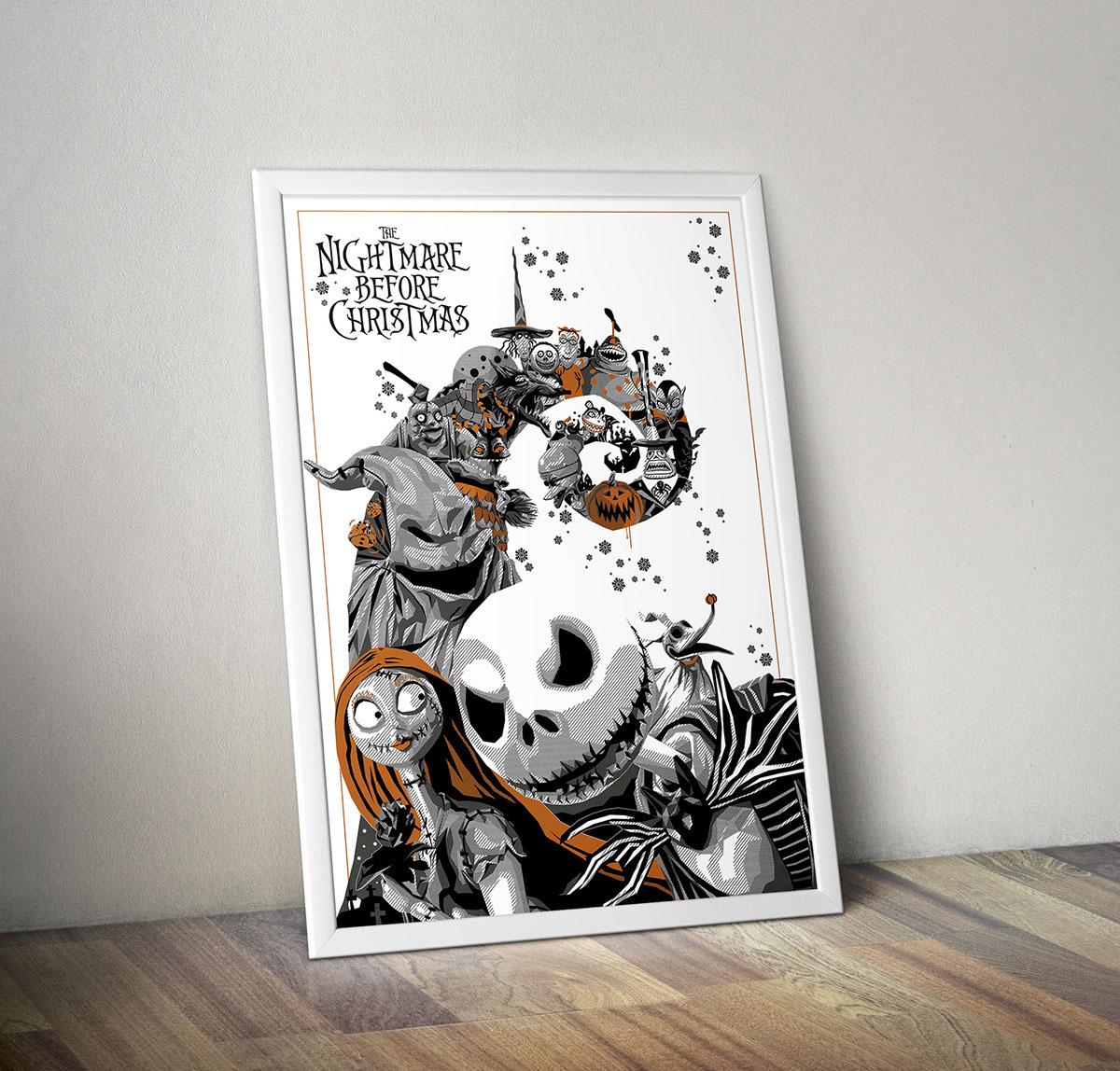 Simon Delart Turns In A Stunning Tribute Print To The Burton Classic ...