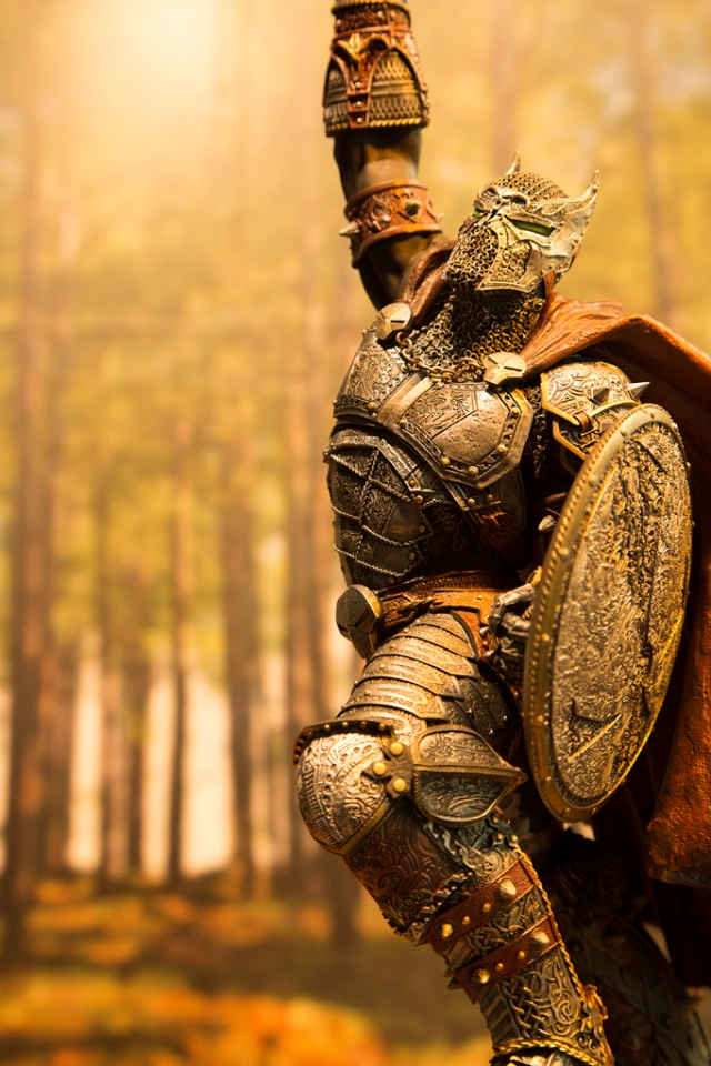 McFarlane Toys' Medieval Spawn Resin Statue Is A Thing Of ...