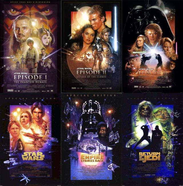 Drew Struzan - Star Wars Posters