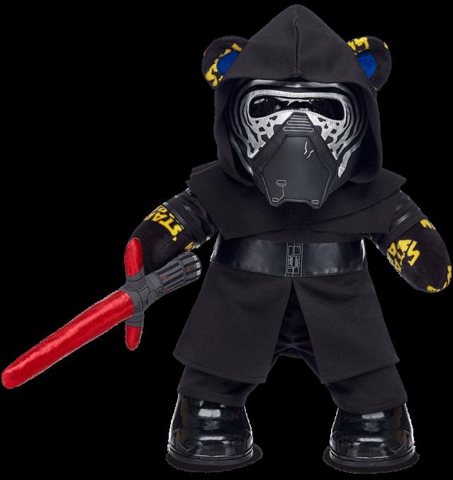 Star Wars Build A Bear Kylo Ren