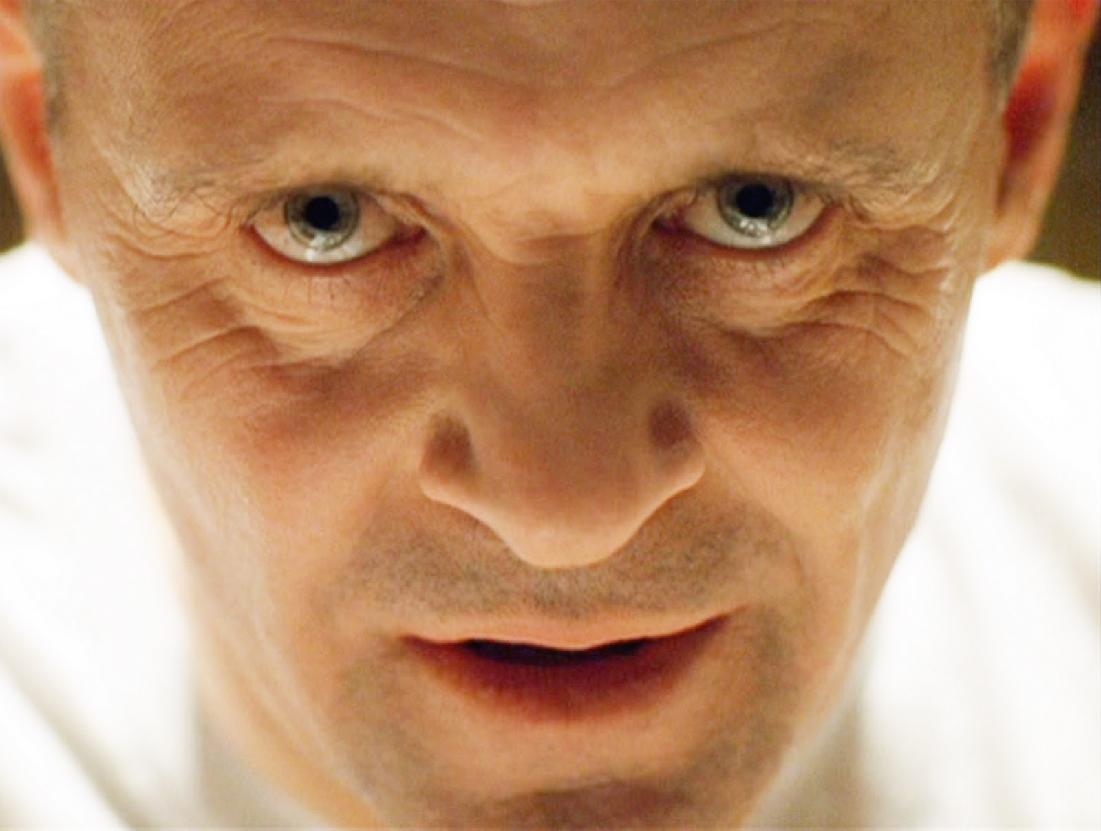 Anthony Hopkins The Silence Of The Lambs 1