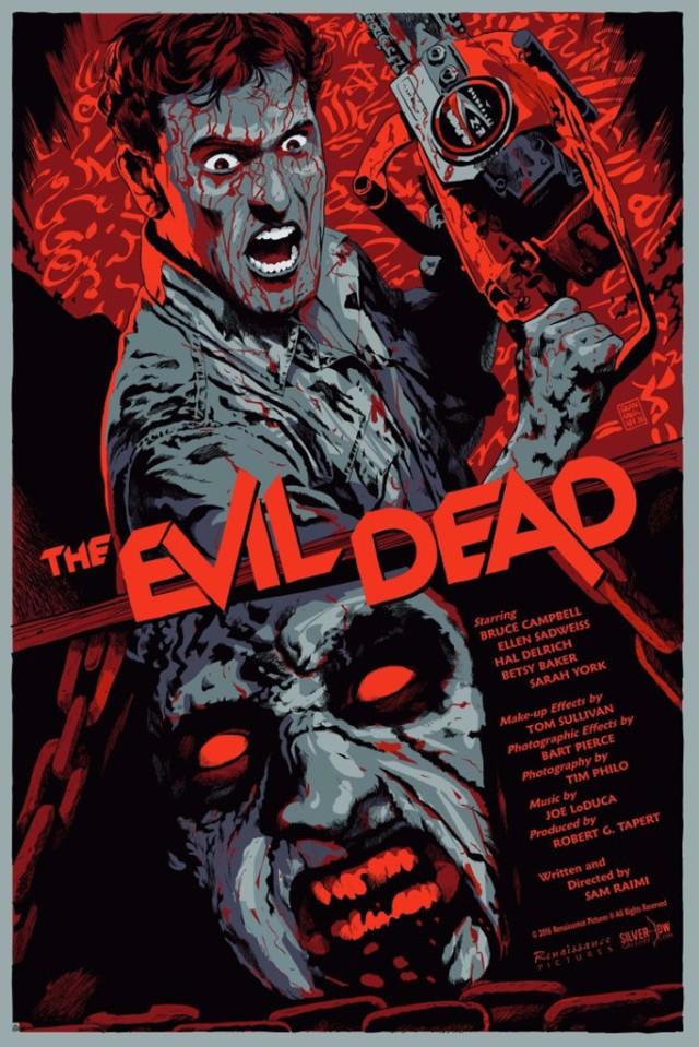 EvilDead_Francesco_Francavilla