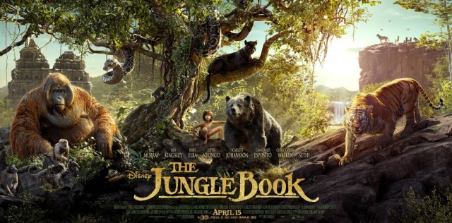 The-Jungle-Book-Triptych-Poster