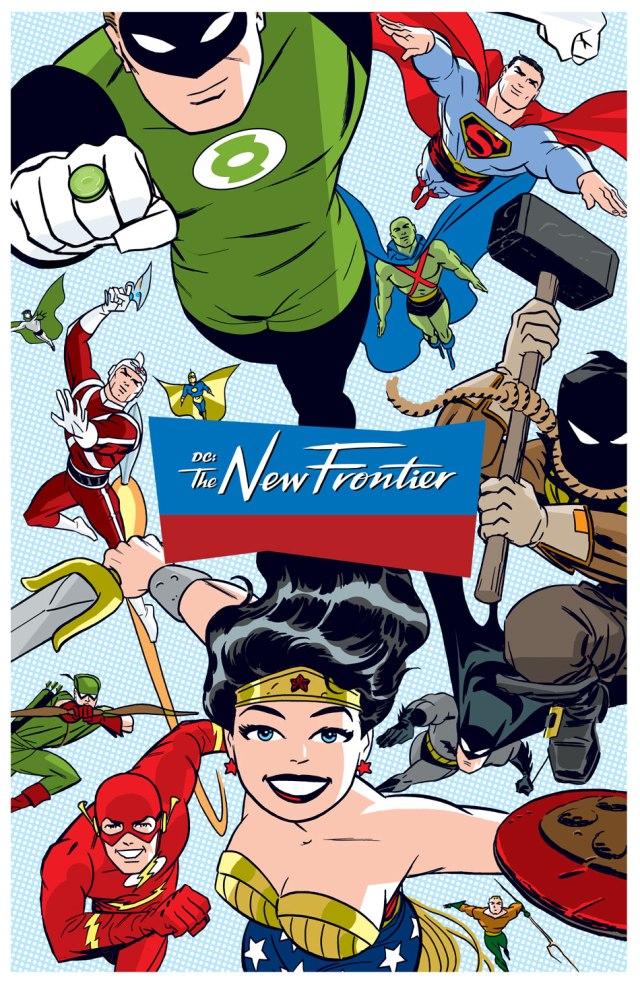 New Frontier -  Darwyn Cooke
