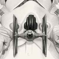 Greg Ruth's 52 Week Star Wars Art Project Will Melt Your Mind