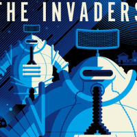 "DHM & Tom Whalen Reveal Their Next Twilight Zone Print: ""The Invaders"""