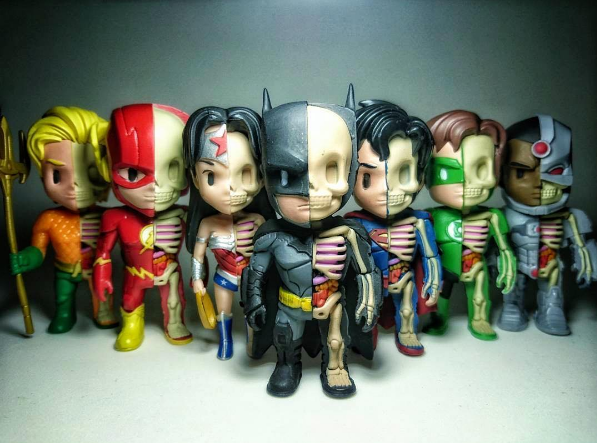XXRAY JUSTICE LEAGUE