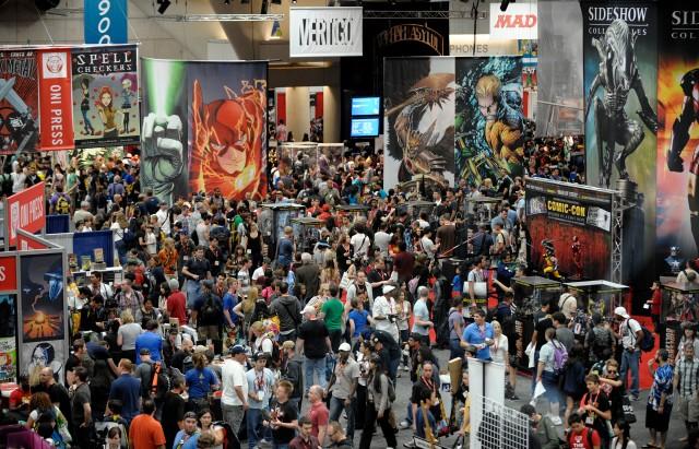 2011 Comic Con Day 4