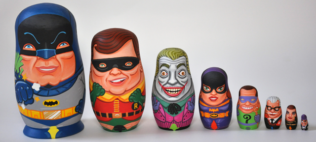 Andy-Stattmiller-Batman-Nesting-Dolls