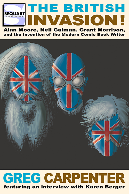 BRITISH INVASION cover