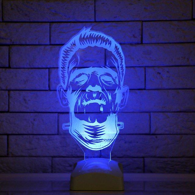 Frankenstein-3D-light