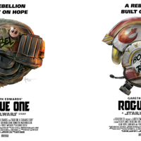 Orlando Arocena Just Secured More Space On Our Wall With His Insane Rogue One/ Full Metal Jacket Mashup Prints
