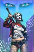 Suicide-Squad-poster-posse-berkay-daglar-harley-quinn