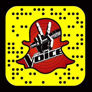 thevoice-snapchat