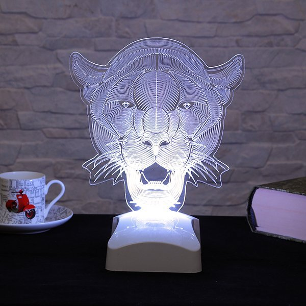 Tiger-3D-light