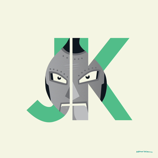 kevin-tiernan-jack-kirby-fan-art-doctor-doom