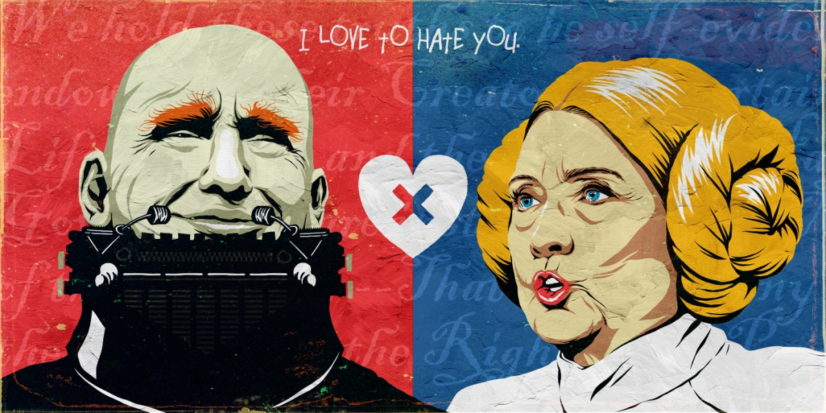 Hilary Or Trump?  Let Butcher Billy Help You Decide