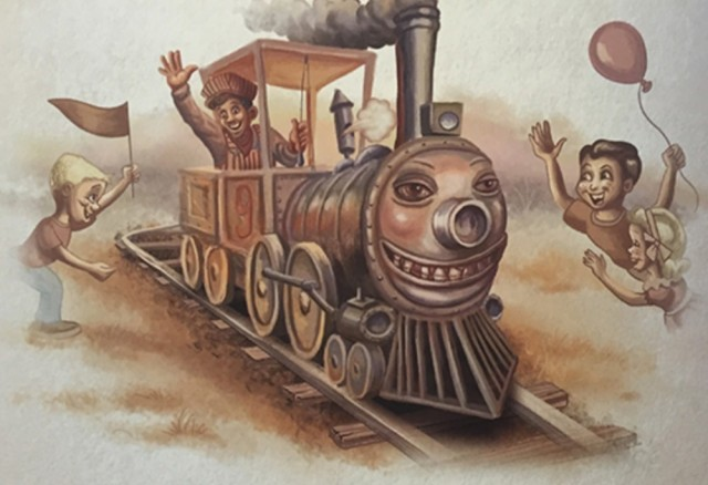 charlie-the-choo-choo-art-ned-dameron-stephen-king-1