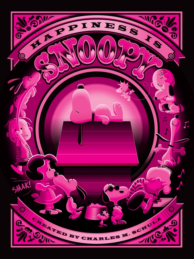 Snoopy-variant-pink