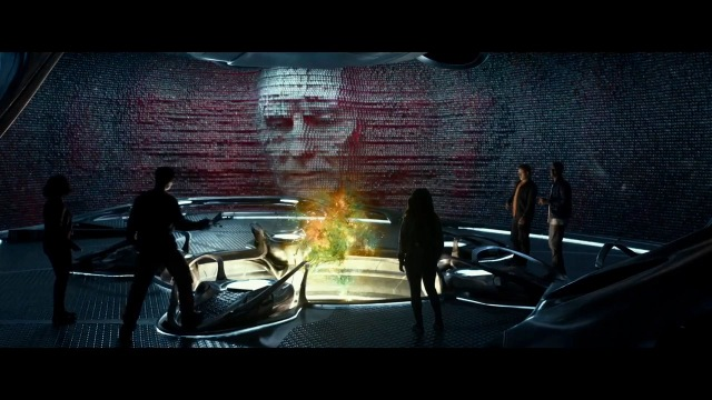 Power Rangers 2017 Movie Zordon