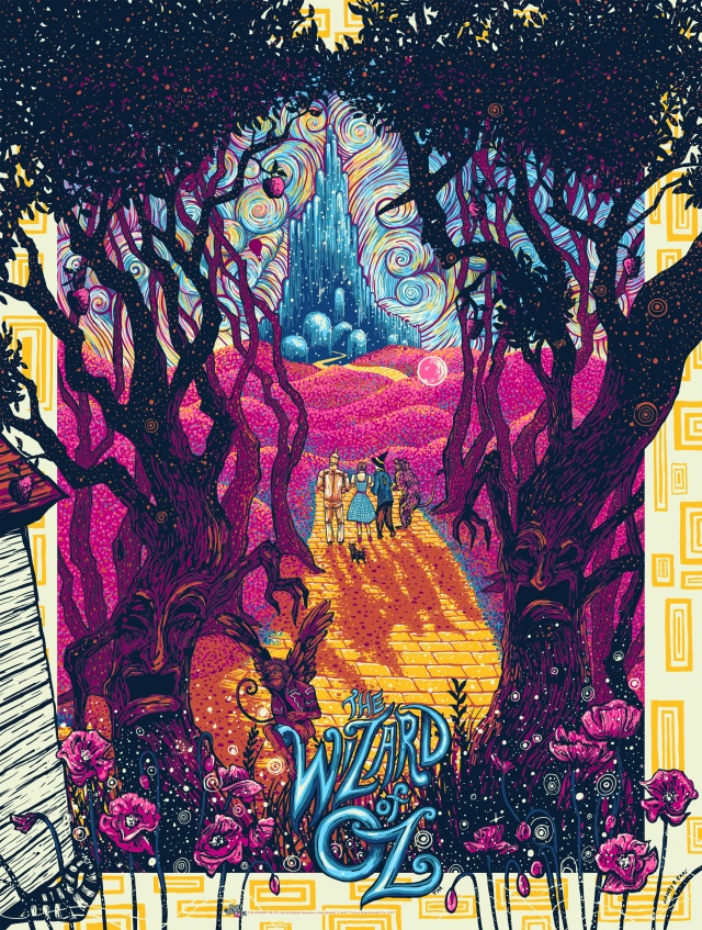 Wizard-of-oz-james-eads-dark-hall-mansion-variant