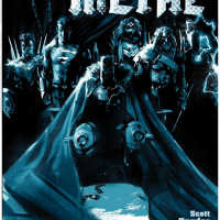 "Jock's Variant Covers For DC's ""Dark Nights: Metal #1"" Absolutely ROCK!"