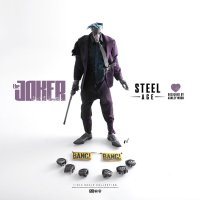 3A Toys Steel Age Joker Is The Baddie We've Been Waiting For