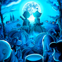 DHM Partners With Jérémy Pailler For A Magical Take On Charles M Schulz's Halloween Classic