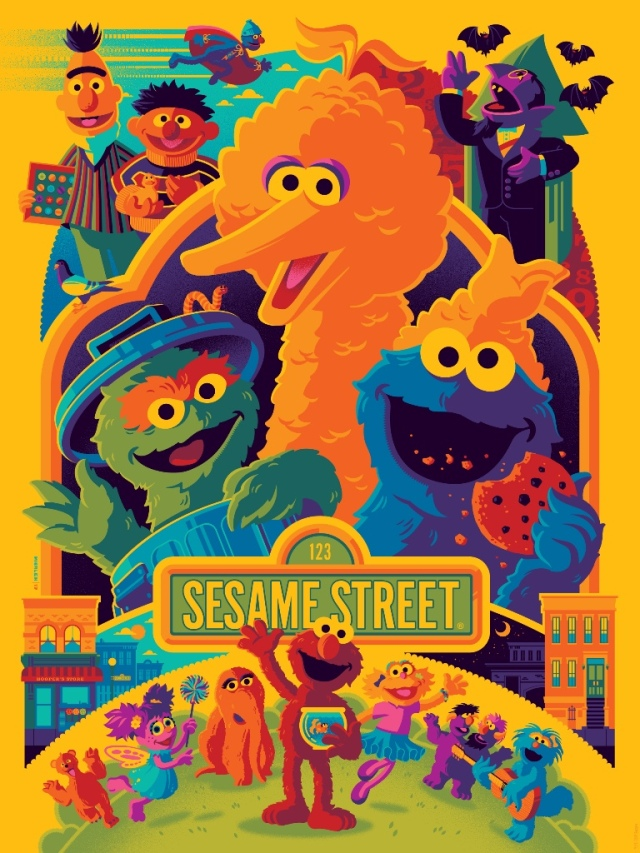 Sesame-Street-Tom-Whalen-Big-Bird-Variant