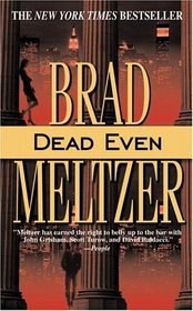 Brad-Meltzer-Dead-Even-Book-Cover