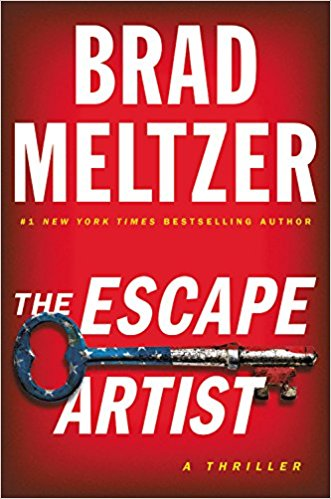 brad-meltzer-escape-artist-book-cover