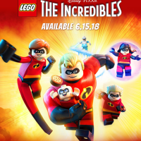 LEGO The Incredibles Is Coming To A Game Console Near You On 6/15 !