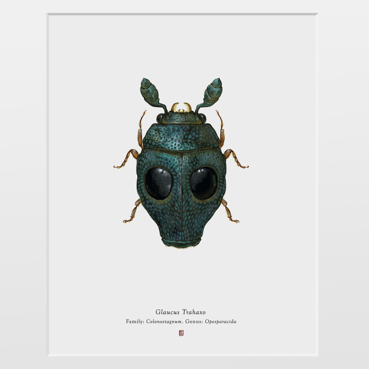 Richard Wilkinson's New Print Series Looks At Insects From A Galaxy Far, Far Away