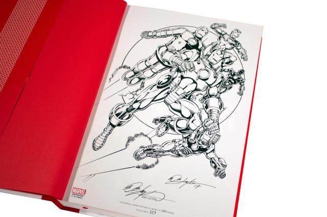 IDW-Bob-Layton-Hardcover-Marvel-Interior