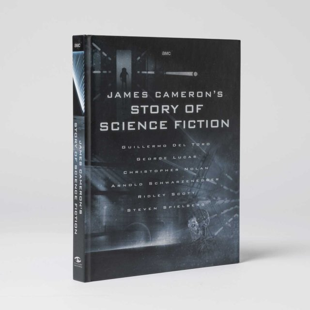 Story-Science-Fiction-James-Cameron-Insight-book-cover