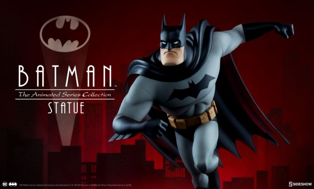 Batman-Statue-Sideshow-Animated-Collection
