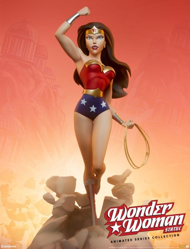 WonderWoman-Statue-Sideshow-Animated-Collection